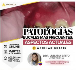 Aprende Patología Bucal
