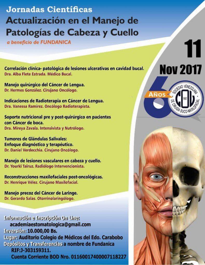 Jornadas Científicas de Patología Bucal